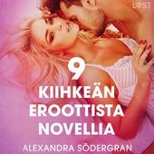 9 kiihkeän eroottista novellia Alexandra Södergranilta