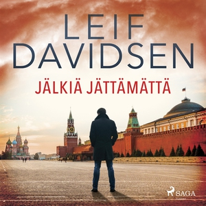Jälkiä jättämättä (ljudbok) av Leif Davidsen