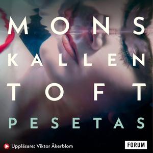 Pesetas (ljudbok) av Mons Kallentoft