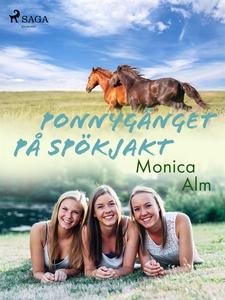 Ponnygänget på spökjakt (e-bok) av Rune Olausso