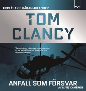 Anfall som försvar (ljudbok) av Tom Clancy, Mar