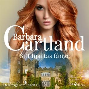 Sitt hjärtas fånge (ljudbok) av Barbara Cartlan