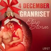 4 december: Granriset - en erotisk julkalender