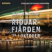Riddarfjärden 7° i oktober