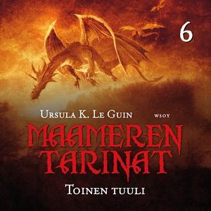Toinen tuuli (ljudbok) av Ursula K. Le Guin