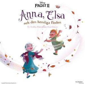 Frost 2 Anna, Elsa och den hemliga floden (ljud