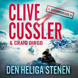 Den heliga stenen (ljudbok) av Clive Cussler