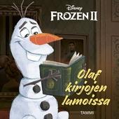 Frozen 2 Olaf kirjojen lumoissa