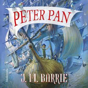 Peter Pan (ljudbok) av J. M. Barrie