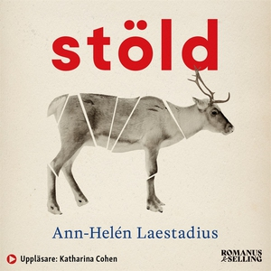 Stöld (ljudbok) av Ann-Helén Laestadius