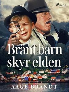 Bränt barn skyr elden (e-bok) av Aage Brandt