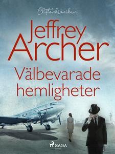 Välbevarade hemligheter (e-bok) av Jeffrey Arch