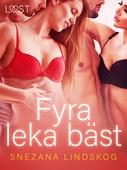 Fyra leka bäst - erotisk novell