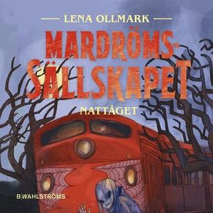 Nattåget (ljudbok) av Lena Ollmark