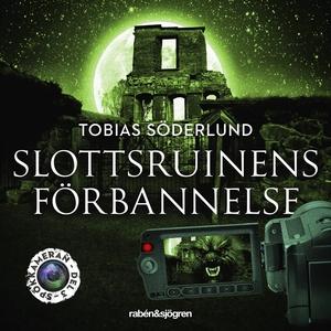 Slottsruinens förbannelse (ljudbok) av Tobias S