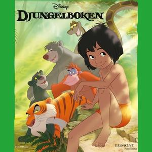 Djungelboken (ljudbok) av Disney