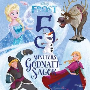 5-minuters godnattsagor Frost (e-bok) av Rebecc