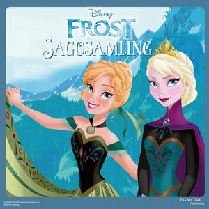 Frost sagosamling (ljudbok) av Disney