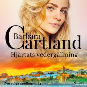 Hjärtats vedergällning (ljudbok) av Barbara Car