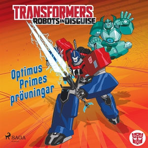 Transformers - Robots in Disguise - Optimus Pri