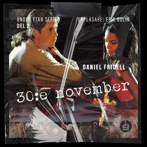 30 November (ljudbok) av Daniel Fridell