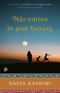 När natten är som ljusast (e-bok) av Nadia Hash