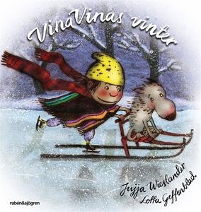 Vina Vinas vinter (e-bok) av Jujja Wieslander,