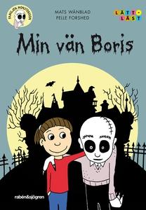 Min vän Boris (e-bok) av Mats Wänblad