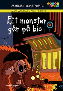 Ett monster går på bio (e-bok) av Mats Wänblad