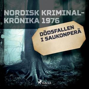 Dödsfallen i Saukonperä (ljudbok) av Diverse