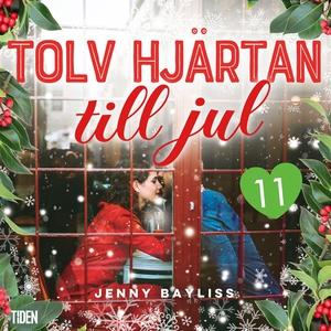 Tolv hjärtan till jul: elfte dejten (ljudbok) a
