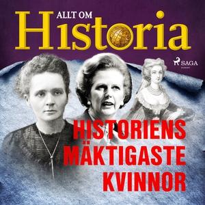 Historiens mäktigaste kvinnor (ljudbok) av Allt