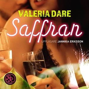 Saffran (ljudbok) av Valeria Dare