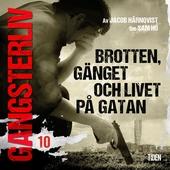 Gangsterliv 10: Brotten, gänget och livet på gatan