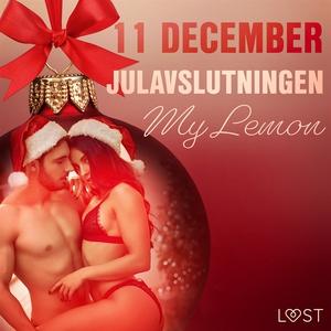 11 december: Julavslutningen - en erotisk julka