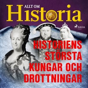 Historiens största kungar och drottningar (ljud