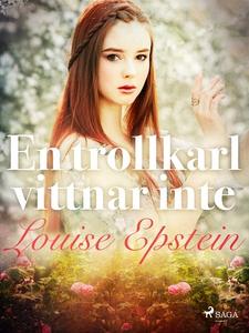 En trollkarl vittnar inte (e-bok) av Louise Eps