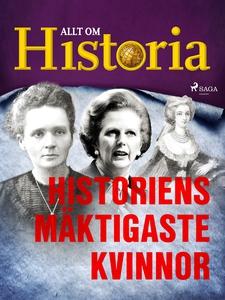 Historiens mäktigaste kvinnor (e-bok) av Allt o