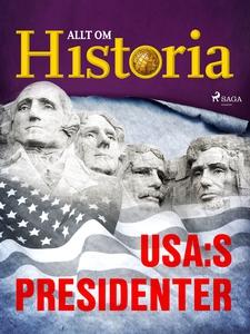 USA:s presidenter (e-bok) av Allt om Historia