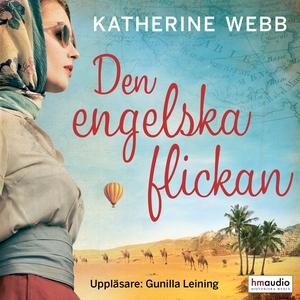 Den engelska flickan (ljudbok) av Katherine Web