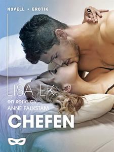 Chefen (e-bok) av Anne Falkstam