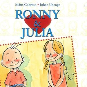 Ronny & Julia vol 1: En historia om en som vill