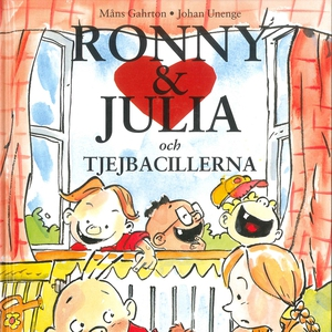 Ronny & Julia vol 3 - Ronny & Julia och tjejbac