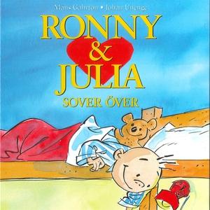 Ronny & Julia vol 4: Sover över (ljudbok) av Må