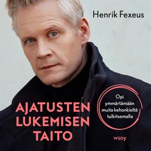 Ajatusten lukemisen taito (ljudbok) av Henrik F