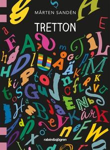 Tretton (e-bok) av Mårten Sandén