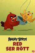 Angry Birds - Red ser rött
