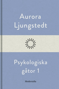 Psykologiska gåtor 1 (e-bok) av Aurora Ljungste
