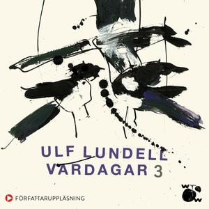 Vardagar 3 (ljudbok) av Ulf Lundell