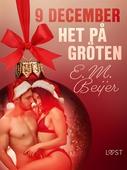 9 december: Het på gröten - en erotisk julkalender